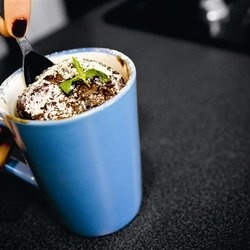 Cake in a Mug — Punchfork