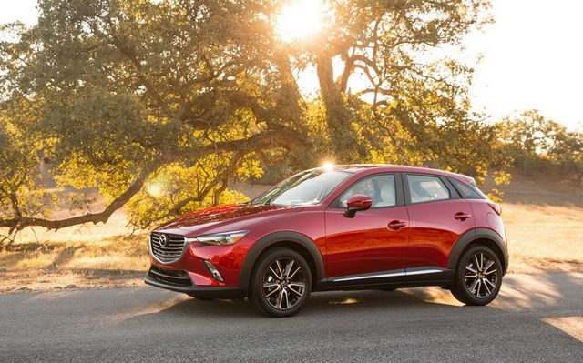 The new Mazda CX-3 crossover debuted in Los Angeles! A mix of very playful design, borrowed from the compact Mazda 2, but also crossover features from its elder brother CX-5, this is how the new Mazda CX-3 looks like at first sight.  The smallest Japanese crossover will be released for sale in 2015. Mazda CX-3 is offered with two engine versions,...