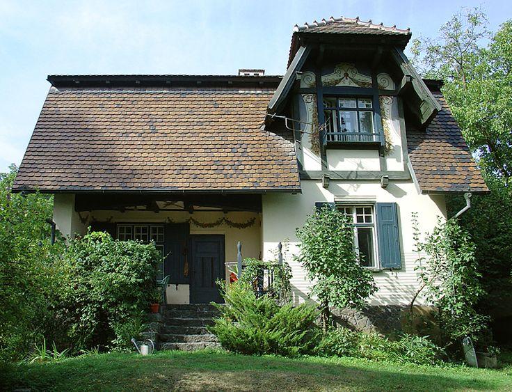Frohlichova vila Černošice