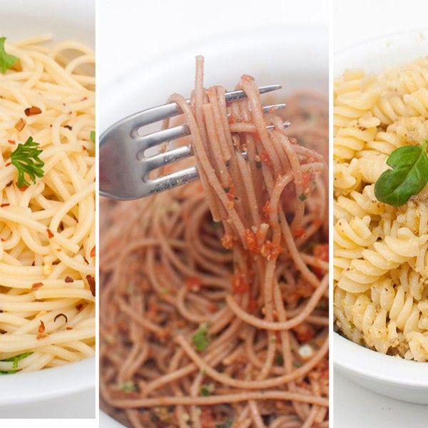 Fem raske og smakfulle pastaretter
