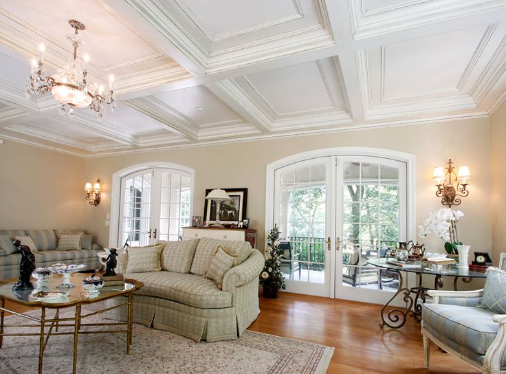 25 best Unique Ceilings images on Pinterest Coffered ceilings