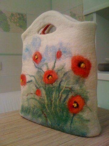 felted bag I love this bag!!