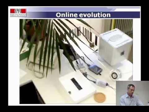 Dario Floreano -Evolution of Adaptive Behavior in Autonomous Robots