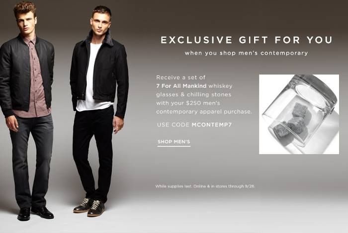 Semi-Annual Wardrobing Sale - Save 30% on men's #SaksFifthAvenue collection.