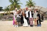 Secret&B.A.Pが合同休暇「ソナのビーチファッション目立つね」
