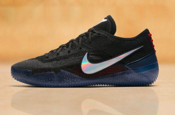 DeMar DeRozan Introduces The Nike Kobe AD NXT 360