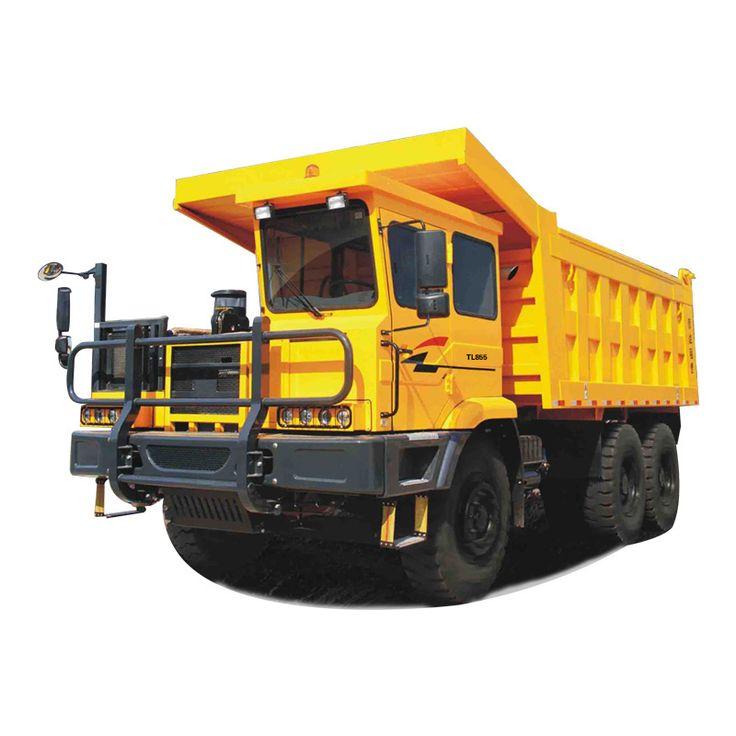 Pictures of AZ3500 China heavy duty 50 ton mining dump truck http://www.henglida-china.com