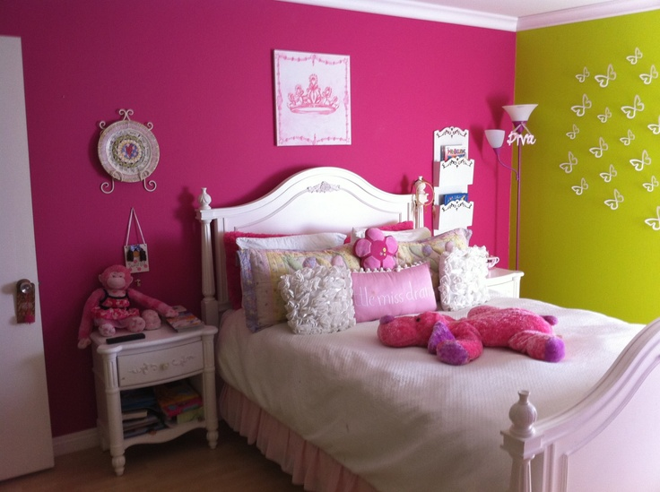 Superbe 91 Best Big Girl Room Ideas Images On Pinterest | Child Room, Bedroom Boys  And Toddler Girl Rooms