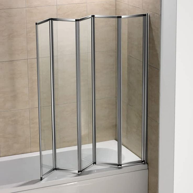 1 2 3 4 5 Panel Folding Shower Bath Screen Shower Doors Shower Screen Tub Shower Doors