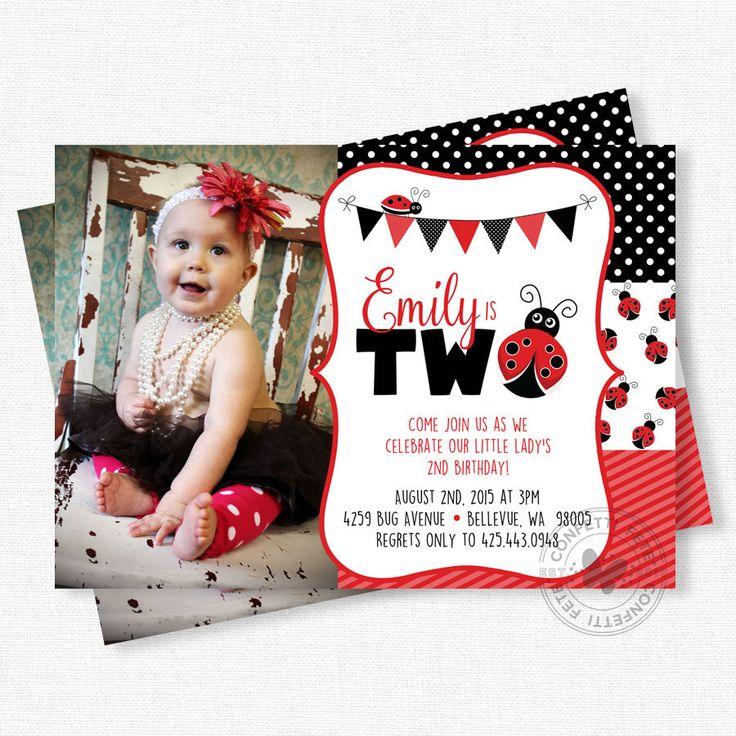 85 best Ladybug Party {Red} images on Pinterest | Ladybugs ...