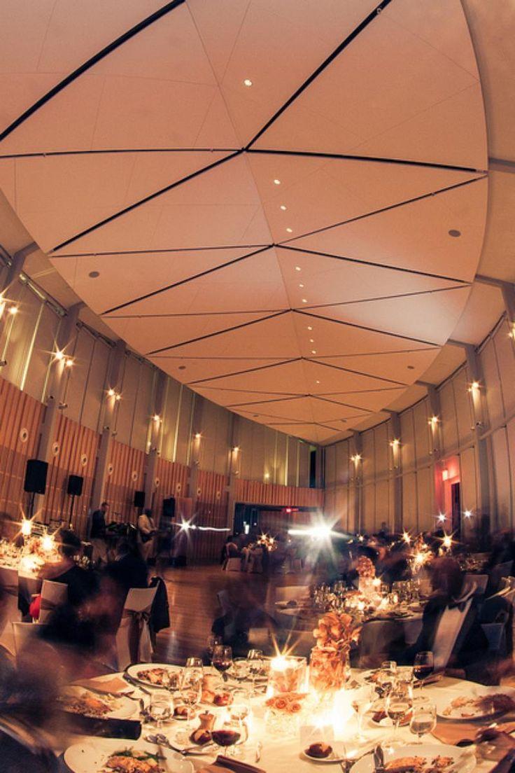 Weddings at The Atrium at Brooklyn Botanic Gardens in