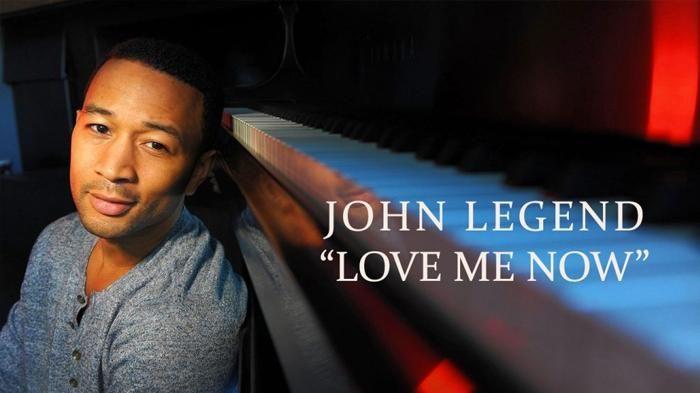 John Legend Love Me Now - Akhirnya Rilis Juga Music Video Terbaru dari Penyanyi All of Me
