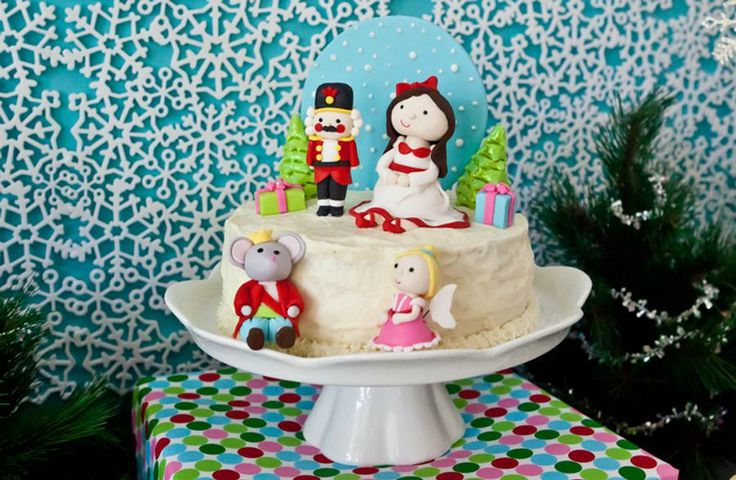 Nutcracker Cake Ideas