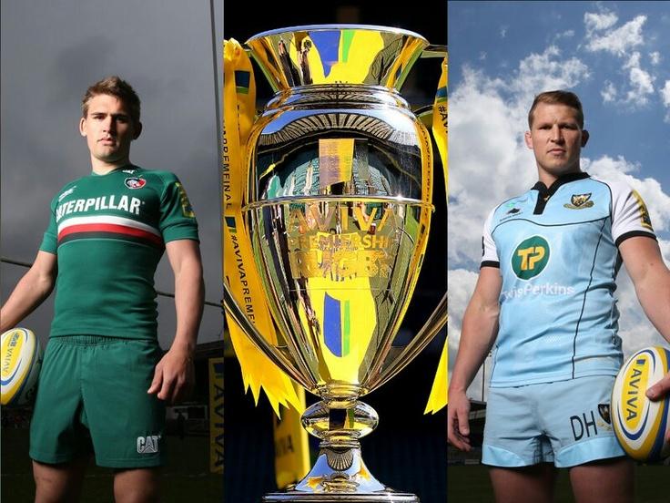 Before Aviva Premiership Final 2013 #rugby