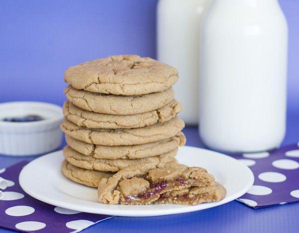 Peanut Butter & Jelly Cookies | Krusteaz