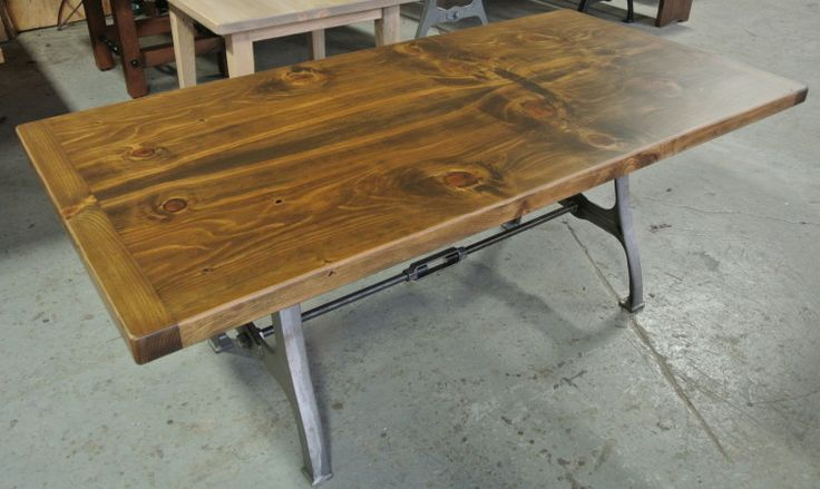 Reclaimed Wood Dining Table Next House Wish List