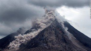 Sinabung Volcano erupts in Indonesia, forcing evacuations 6/6/2015