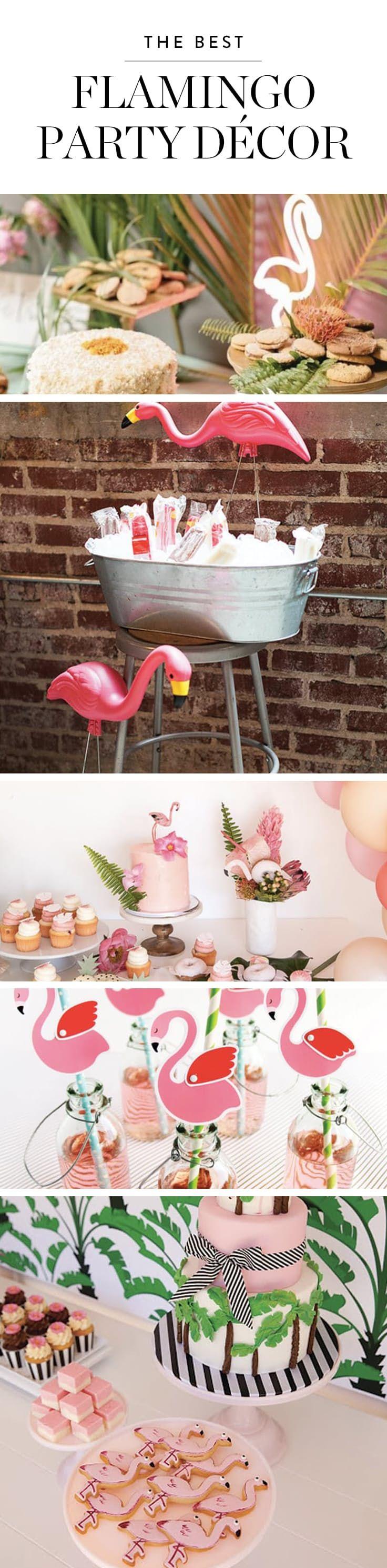 Trend Alert Flamingo Decor Is Your Next