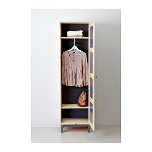 Is this small enough to fit next to the dresser in the guest room? NORNÄS Wardrobe  - IKEA