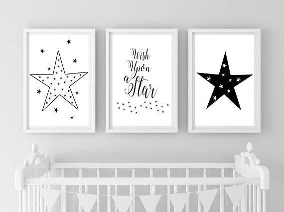 Boy Nursery Prints Wall Decor Wish