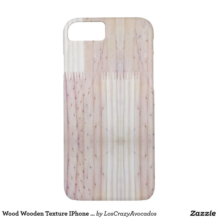 Wood Wooden Texture IPhone 8/7 Phone Case