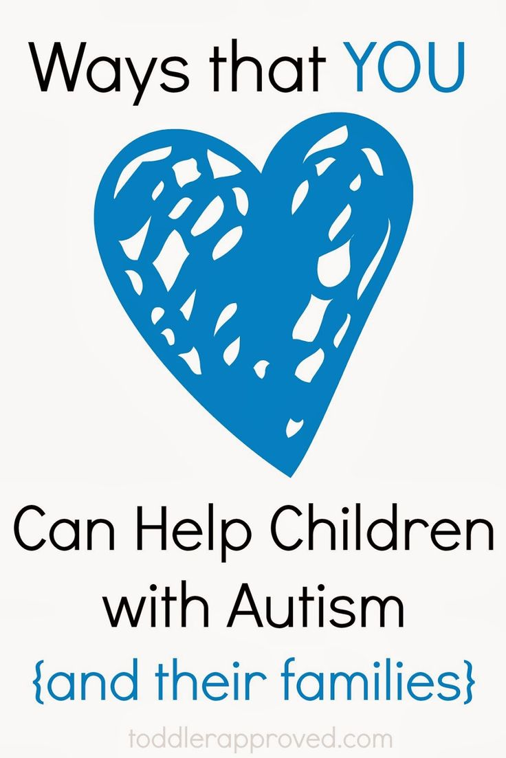 Toddler Approved!: Ways That You Can Help Children with Autism {and their  families