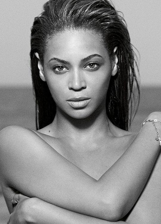 Beyoncé I Am Sasha Fierce Photographed by Peter Lindbergh.