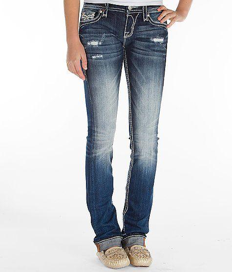 Rock Revival Mona Straight Stretch Jean