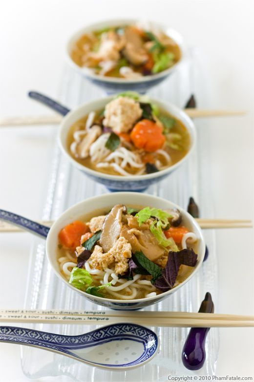 noodle soup photo by lis parsons vietnamese pork noodle soup from ...