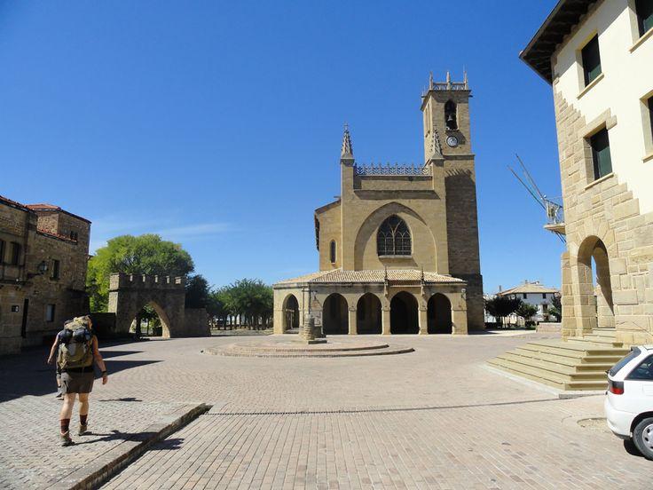 Obanos, Navarra, Camino de Santiago