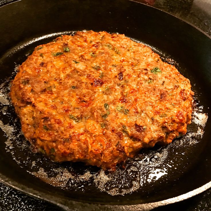 Southwestern turkey meatloaf from cast-iron cookbook