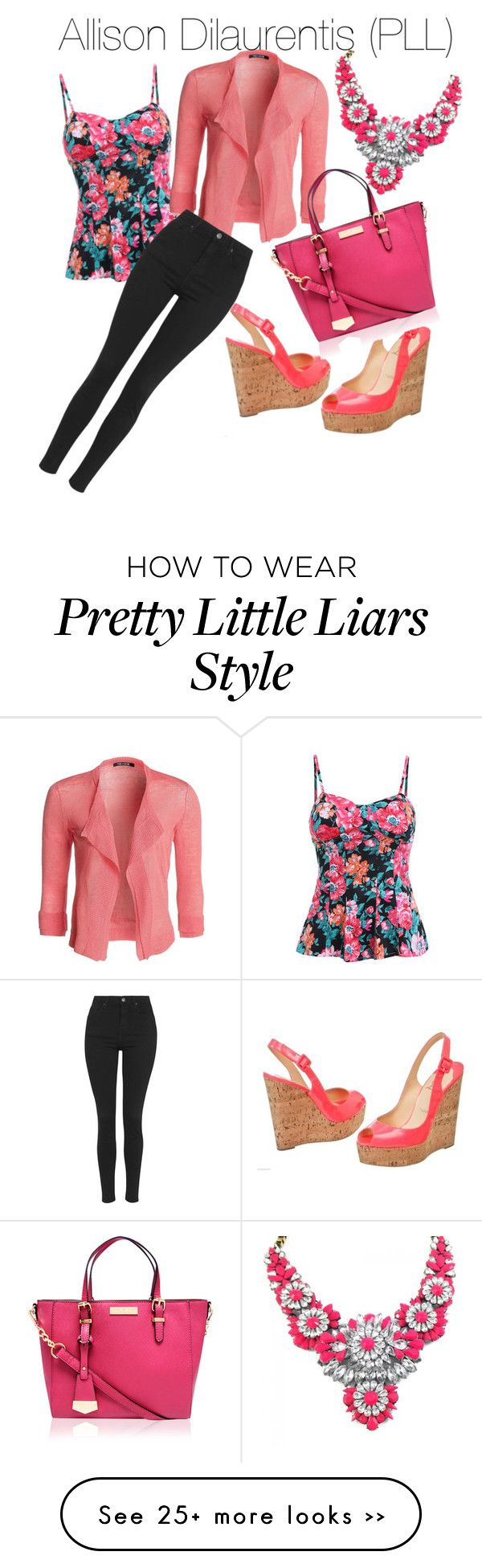 """Alison Dilaurentis style (Pretty Little Liars)"" by lilxmaya on Polyvore"