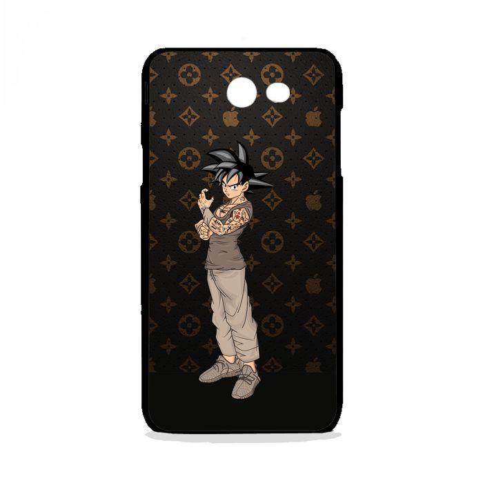 Dragon Ball Son Goku Louis Vuitton Samsung Galaxy J7 2016 Case | Republicase