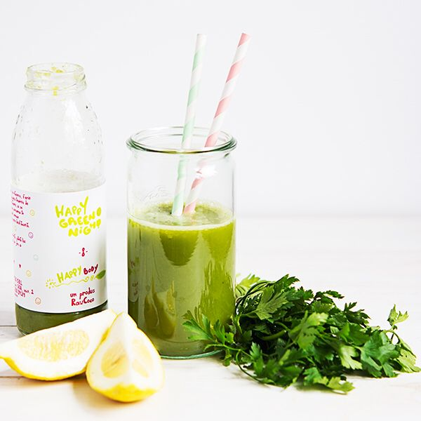 #HappyGreenNight- Drink n.8 of #DetoxHappyBody  raw vegan drinks cold pressed juices  www.rawcoco.ro