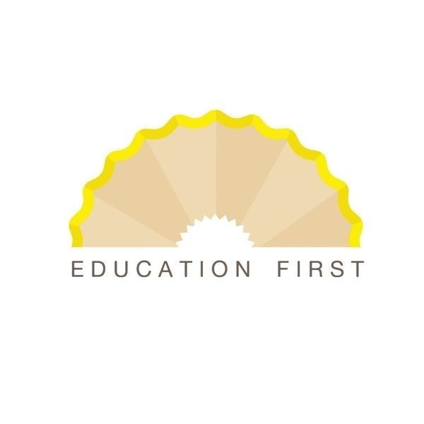 Education First | 37 Insanely Clever Logos With Hidden Meanings