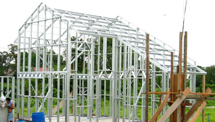 Light gauge steel framing solution - Manufacturer of Prefabricated Steel Buildings Provides Steel Framing Solutions, LGFS Building, prefabricated industrial sheds and roof top structures, Mezzanine floors in industrial buildings.