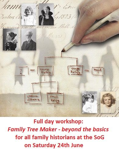 Mike Bollinger covers: the 'Power Tool' features that repair, find duplicates, correct and clean up your family tree information; each of the work areas in full detail, giving helpful tips and tricks; plus time for questions and answers, to give you specific help with issues relating to Family Tree Maker.