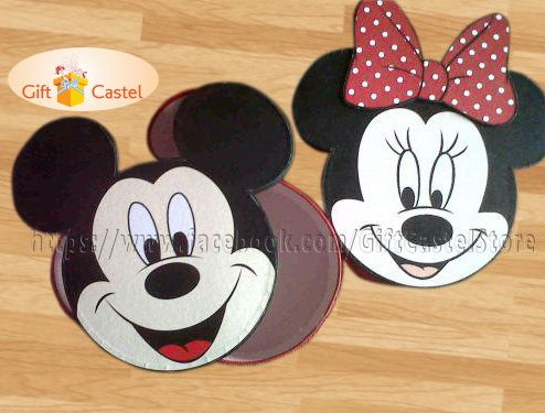 Box mickey mouse D:17c, H:10cm (diameter exclude telinga)  Box minni mouse D:17c, H:10cm (diameter exclude telinga)  visit www.facebook.com/GiftCastelStore