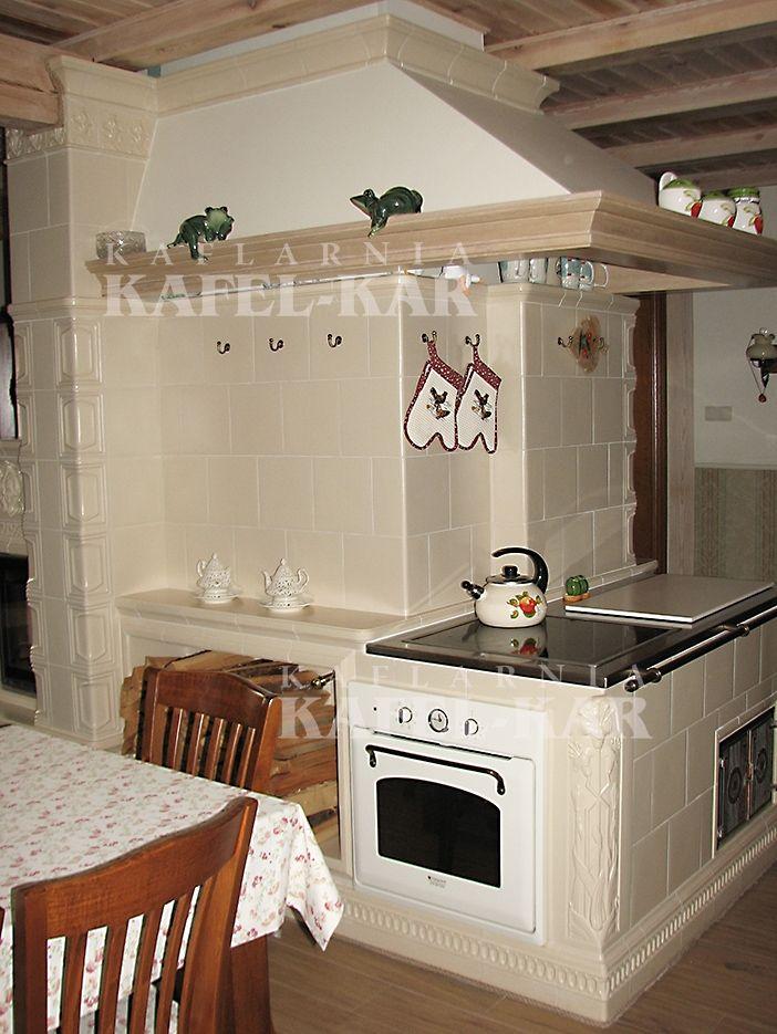 Kafle Piecowe Kuchnie Kaflowe Piece Kaflowe Producent Kafli Piecowych Kaflarnia Kafel Kar Traditional Interior Design Kitchen Design Home Decor