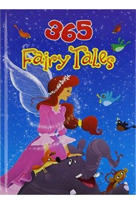Let your princess make her own dream world by reading this 365 Fairy Tales #fairytales #booksonline #booksforgirls #onlinefairytales Shop now-  https://trendybharat.com/365-fairy-tales-bk-0125103?search=fairy%20tales