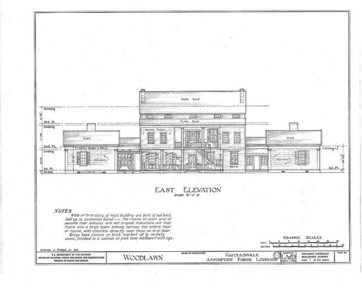 194 best historic house plans images on pinterest | floor plans