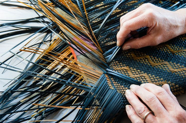 Weaving · Jill Fleming