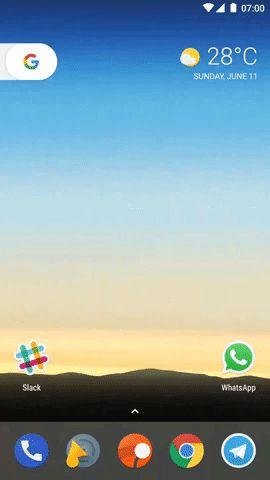 In case you were envy of Pixel launcher exclusive to Google Pixel devices, we have some great news for you. Developer AmirZ on Reddit has successfully created an APK of a port of the Google Pixel's launcher. It's based on AOSP's Launcher 3 and can be installed to any Android phone