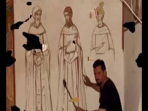 Arta si Religie:  Pictor , Dorin Macovei  Pictor, Dorin Macovei Co...