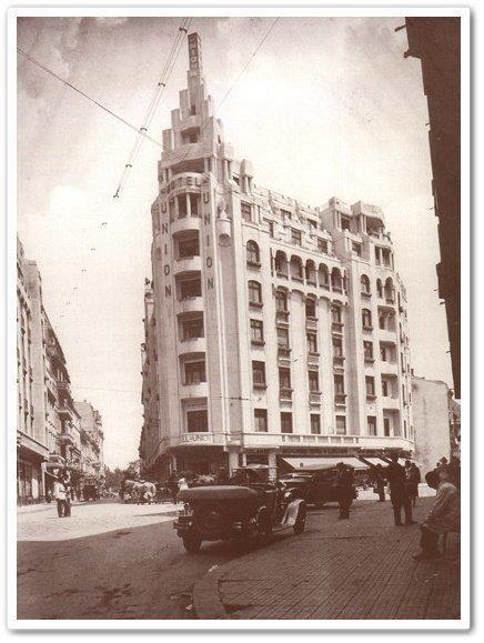 Bucuresti - Hotel Union - interbelica