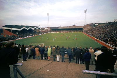 The Old Valley - Charlton Athletic - 1977