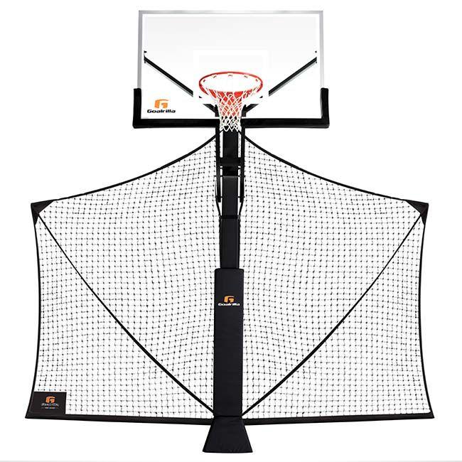Goalrilla Yard Guard Basketball Hoop Basketball Basketball Systems