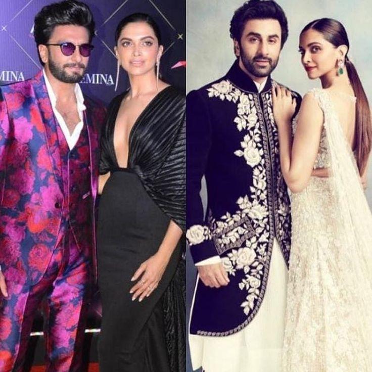 Deepika Padukone's movies with Ranveer Singh or Ranbir ...