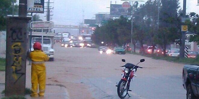 Oaxaca Digital | Prevén lluvias fuertes para la tarde y noche de este domingo