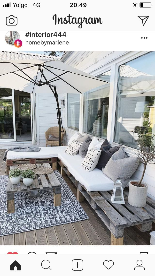 Terraza – Feel free as the flowers.